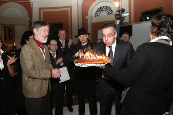 Команда проекта поздравляет  Андрея Витальевича Лапшина с днём рождения!!!