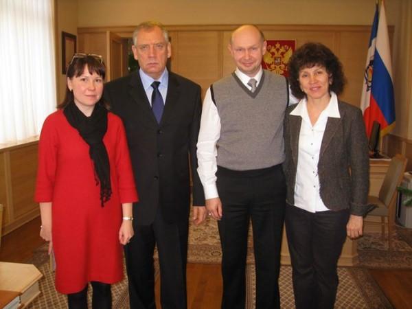Губернатор Новгородской области возглавит оргкомитет III Международной выставки каллиграфии