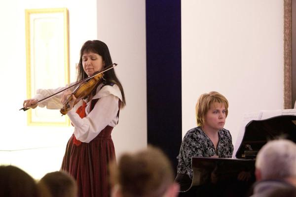 Первый весенний концерт классической музыки состоялся