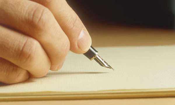 Why creative writing is better with a pen