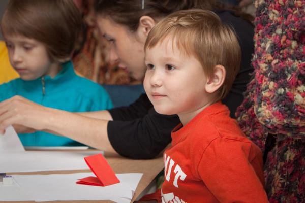 Производится набор на детские курсы в Школу каллиграфии