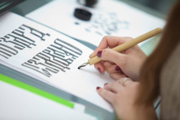 November 4, 2012. Workshops and Master-classes at the International Exhibition of Calligraphy