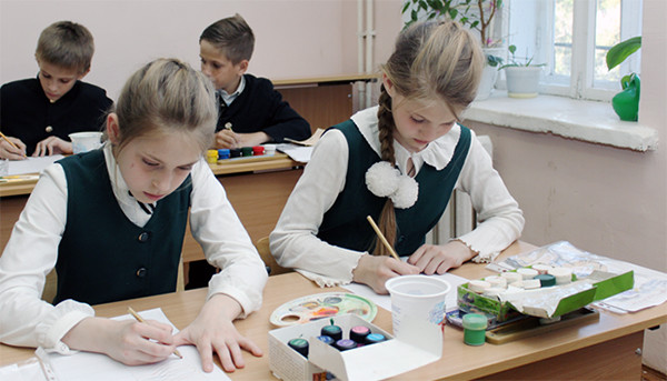 Pointed pen to open calligraphy centre in Biysk Orthodox school