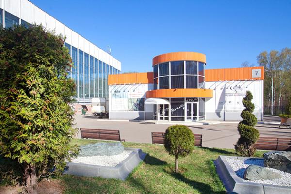 Современный музей каллиграфии временно закрыт для подготовки к выставке