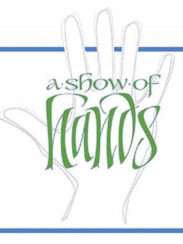 """六月书法会议""""A Show Of Hands""""在斯旺纳诺阿举行"""