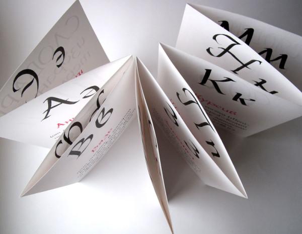 Calligraphy courses presentation