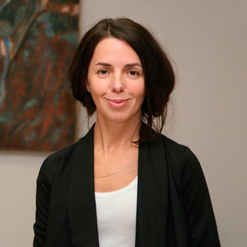 Yekaterina Zarkh