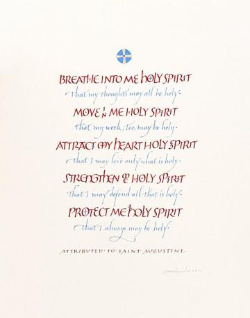 St. Augustine Prayer