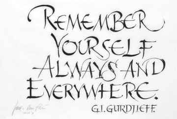 Remember Yourself… (Vellum)