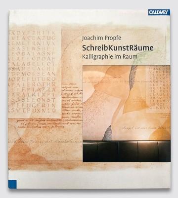 Schreibkunsträume Kalligraphie im Raum (Calligraphy in the Room)