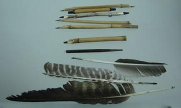 Пишущие инструменты Н.Таранова