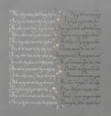 Shakespeare's Second Sonnet