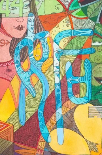 Знаки Ицзин (64 знака). Знак 44
