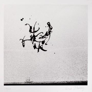 Untitled, from the series 'Fließen Bewegung Stille' (Flow Movement Silence)