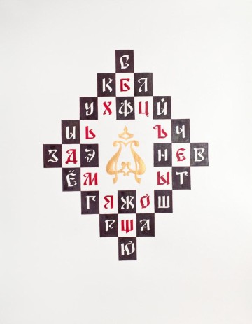 Chess Alphabet