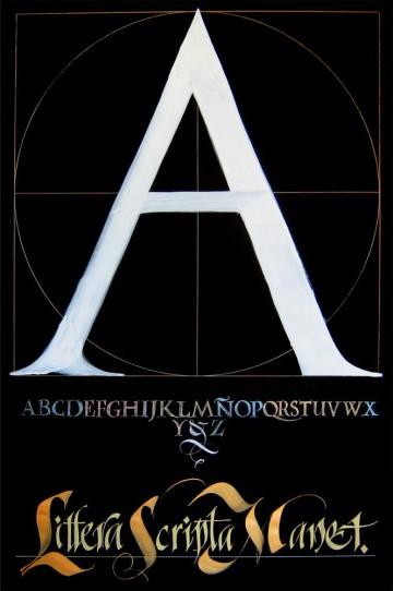 "ABECEDARIUM ""A"""