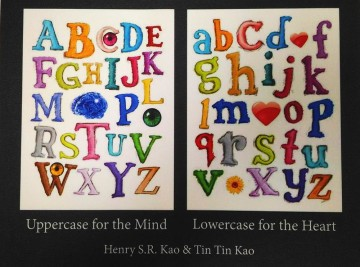 The Uppercase for the Mind & the Lowercase for the Heart