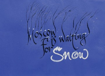 Moscow is Waiting for Snow