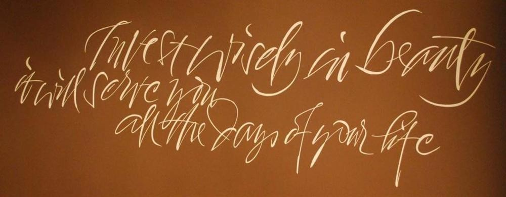 Yves Leterme International Exhibition Of Calligraphy