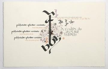 Pulchritudo Splenor Veritatis (copy)