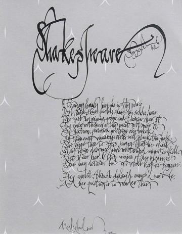 Shakespeare. Sonnet 126
