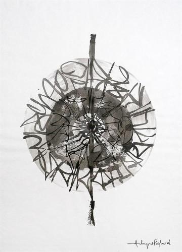 Акшара Чакра (Буквенный круг)