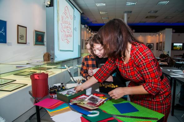 Christmas Card workshop