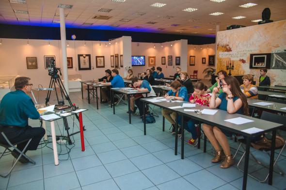 Экскурсия с мастер-классом «Русская скоропись»