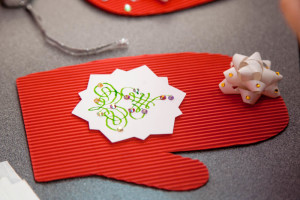 """""""New Year's calligraphy card"""" workshop"""