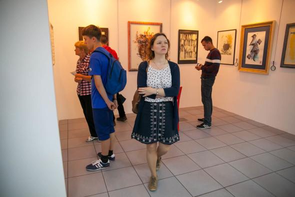 День открытых дверей в Современном музее каллиграфии
