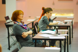 Pointed Pen course