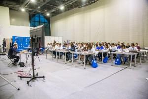 Мастер-класс для «Волонтеров Победы»