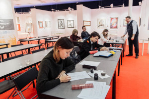 Graduation of the Pointed Pen course