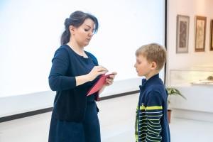 《走进书法》儿童强化培训班