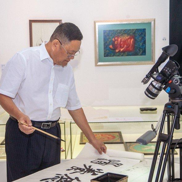 Мастер-класс от Чжао Сюэли