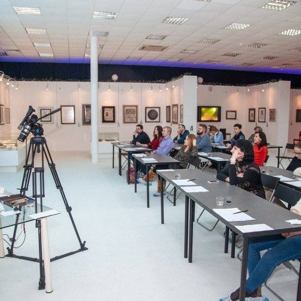 """Master class """"Introduction to Calligraphy"""""""