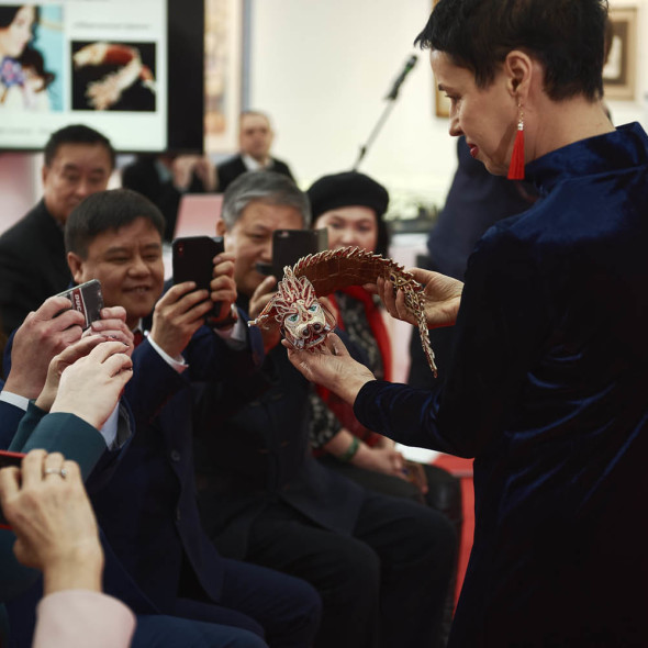 """Final of the """"Soutache China"""" competition"""