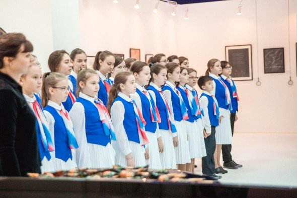 Exhibition dedicated to Victory day
