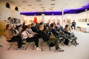 No Silk Way for Cyrillic, talk by Tagir Safaev