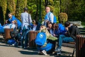Excursion for the Volunteers of the Victory