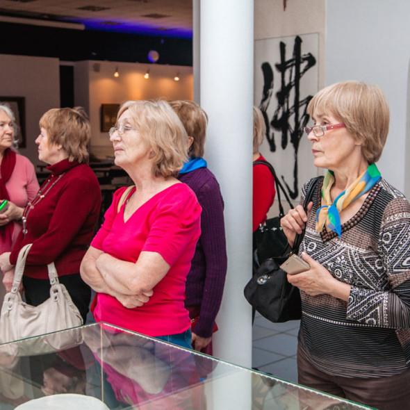 Благотворительная экскурсия в Современном музее каллиграфии