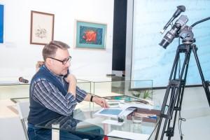 Мастер-класс  «Знакомство с каллиграфией»