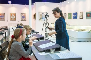 "Children intensive course ""Knowledge of calligraphy"""