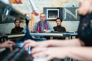 Мастер-класс «Каллиграфия и музыка о любви»