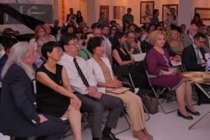 现代书法博物馆的纪念活动