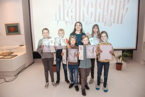 Graduation of the Italic Based Penmanship course