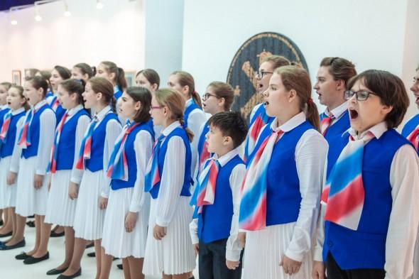 纪念庆祝卫国战争胜利日书法展