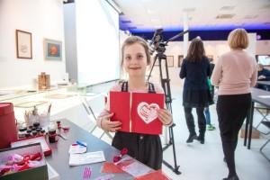 St. Valentine's Day workshop