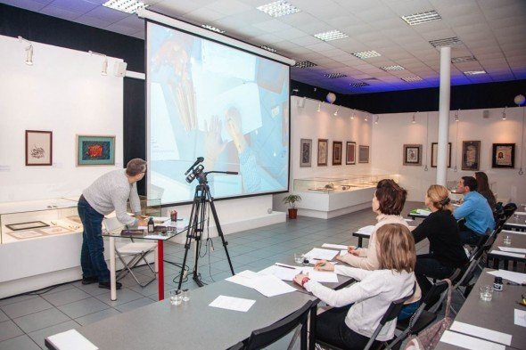 New courses in National School of Calligraphy