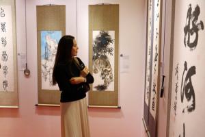 伟大的中国书法与国画:一带一路•书法(画)展